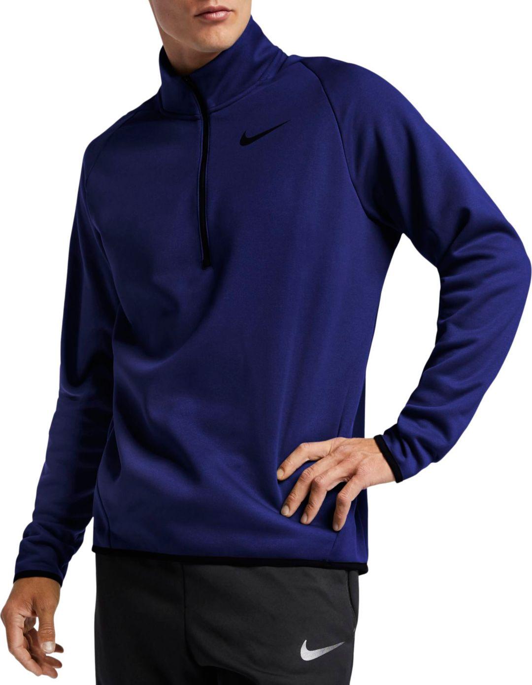 8b3c0a287 Nike Men's Therma 1/4 Zip Fleece Pullover   DICK'S Sporting Goods