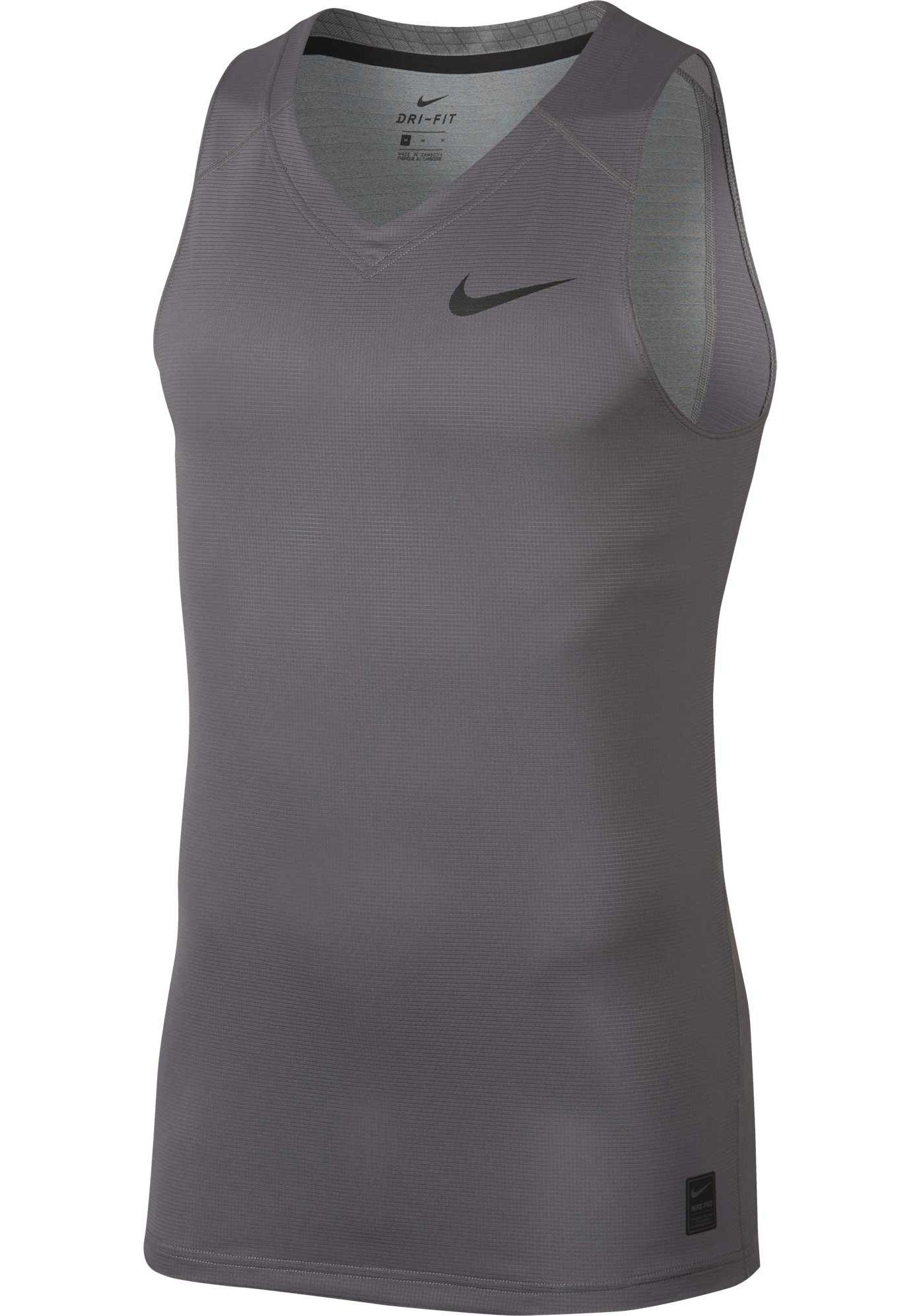 Nike Men's Pro Breathe Tank Top