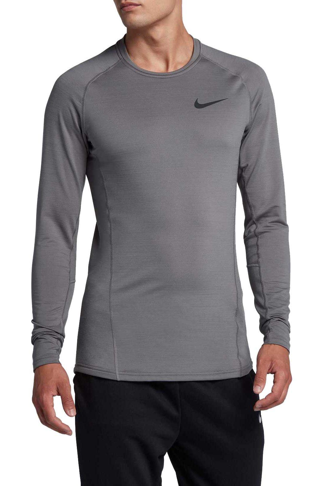 b453043647c8 Nike Men's Pro Therma Dri-FIT Long Sleeve Shirt | DICK'S Sporting Goods