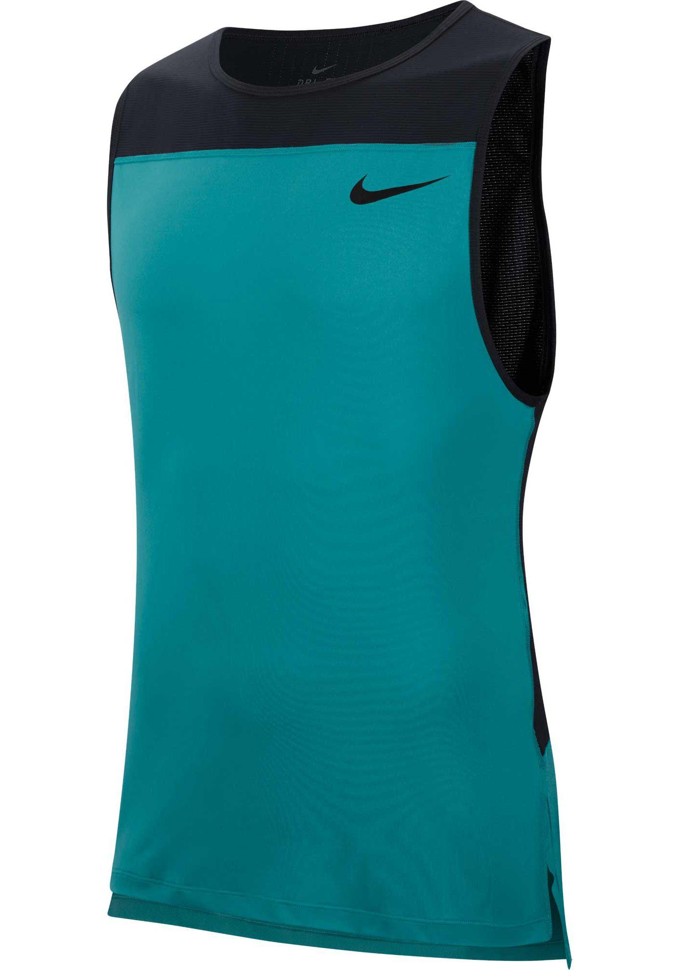 Nike Men's Pro Linear Vision Tank Top