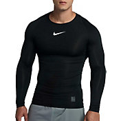 Nike Men's Pro Long Sleeve Compression Top