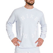 Nike Men's Sportswear French Terry Wash Long Sleeve Tee