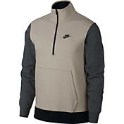 Nike Men's Sportswear Club 1/2 Zip Pullover