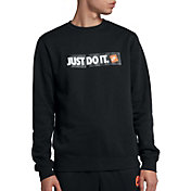 Nike Men's Sportswear Just Do It Fleece Pullover