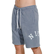 Nike Men's Sportswear French Terry Wash Shorts in Armory Blue