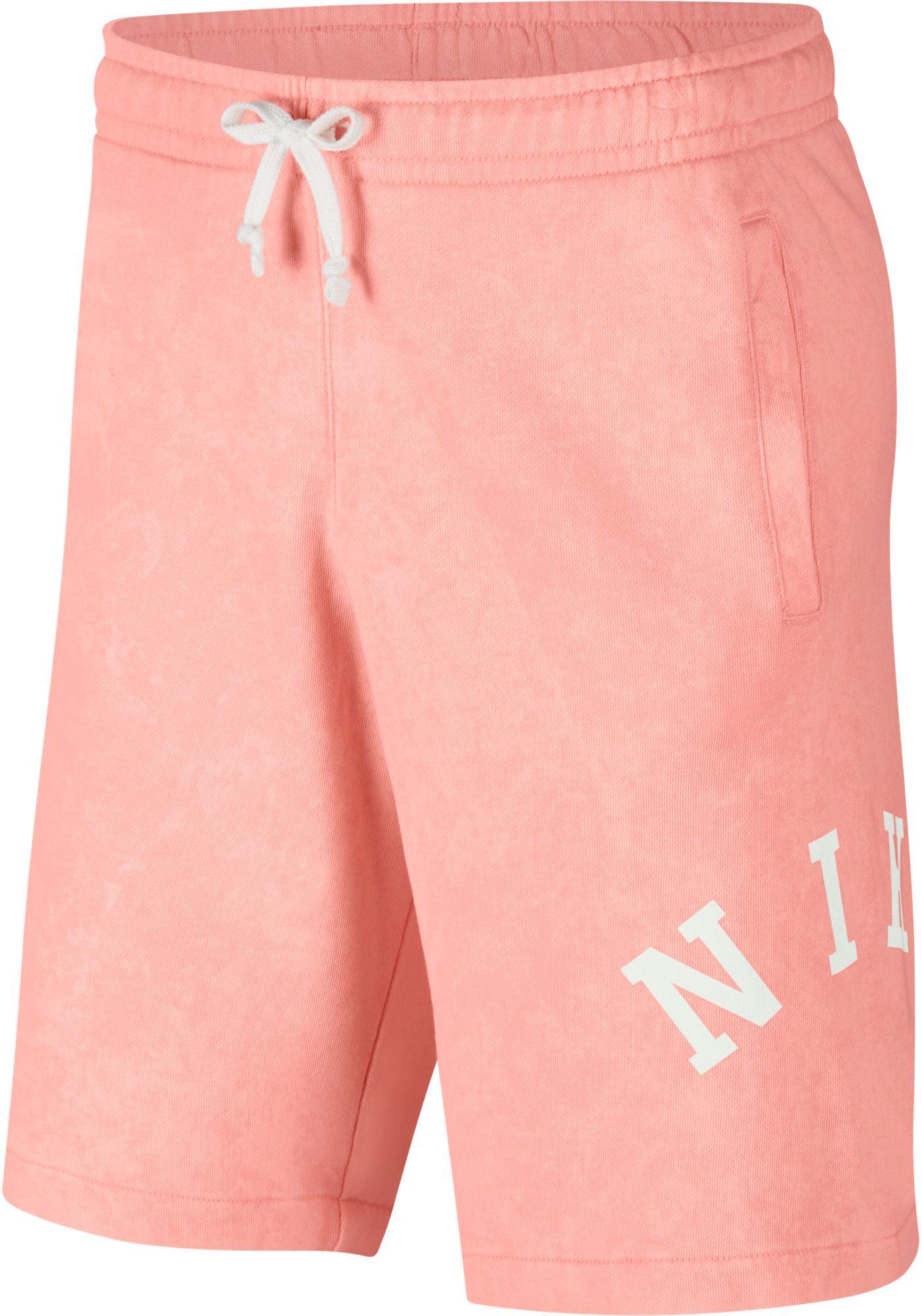 Nike Men's Sportswear French Terry Wash Shorts