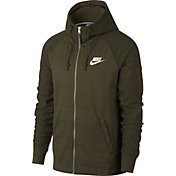 Nike Men's Sportswear Advance 15 Full Zip Knit Hoodie