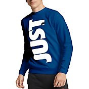 Nike Men's Sportswear JDI French Terry Pullover