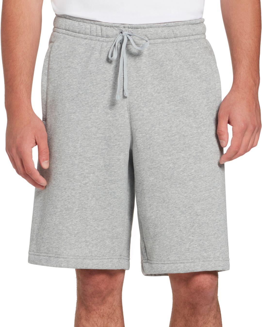 93e04ffabd9 Nike Men's Sportswear Just Do It Fleece Shorts