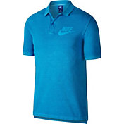Nike Men's Sportswear Washed Polo