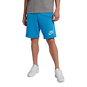 Nike Men's Sportswear Washed Training Shorts