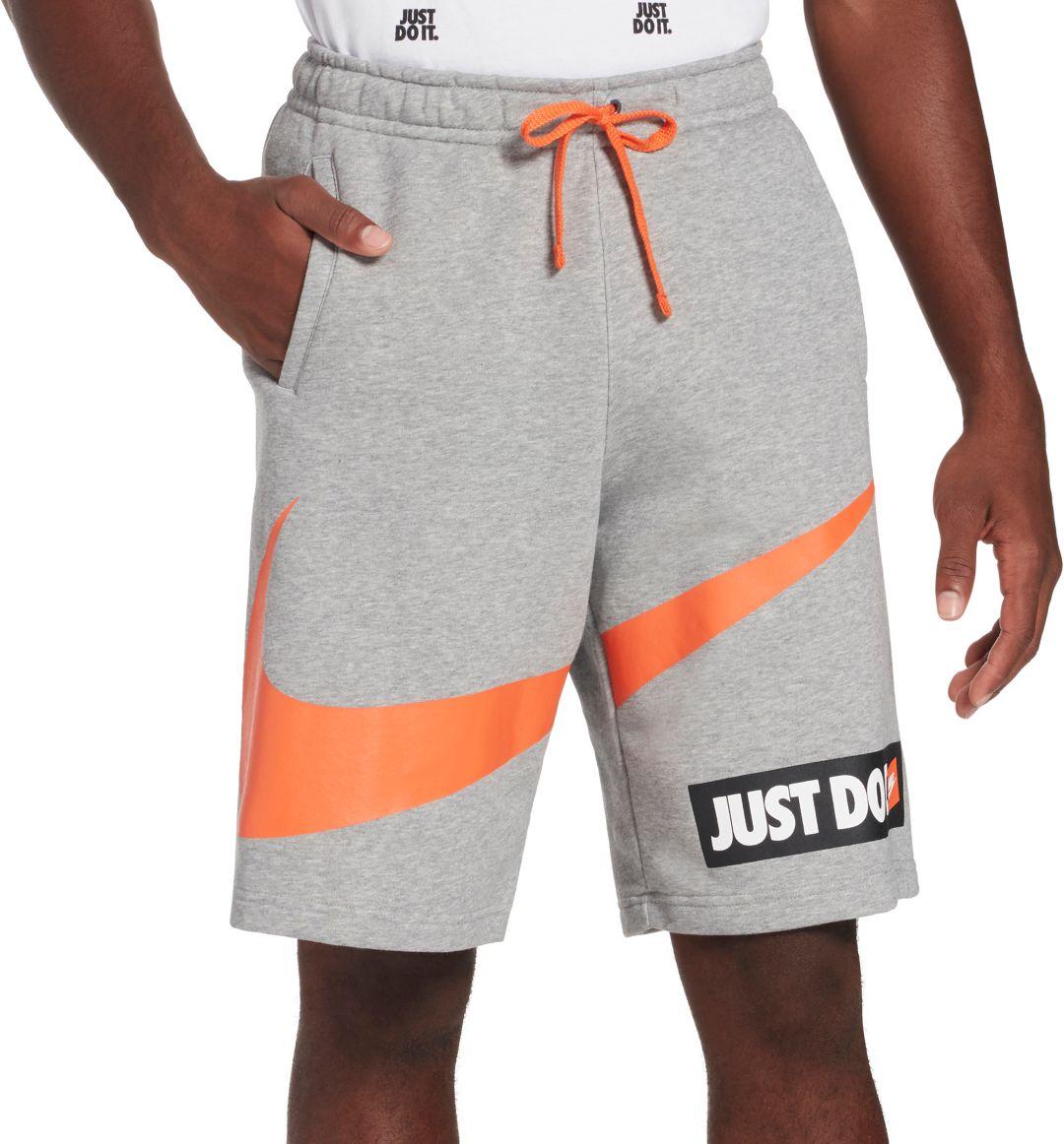 da58c6190ac Nike Men's Sportswear Just Do It Shorts