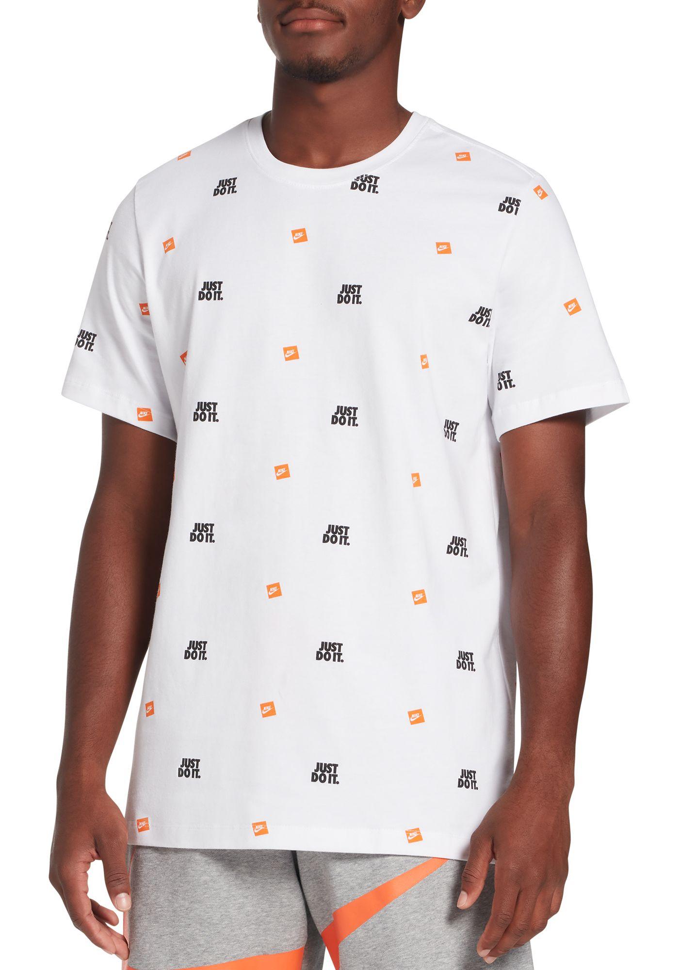 Nike Men's Sportswear Just Do It 4 Graphic Tee