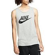 Nike Men's Sportswear Icon Futura Tank Top