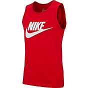 Nike Men's Sportswear Icon Futura Tank Top
