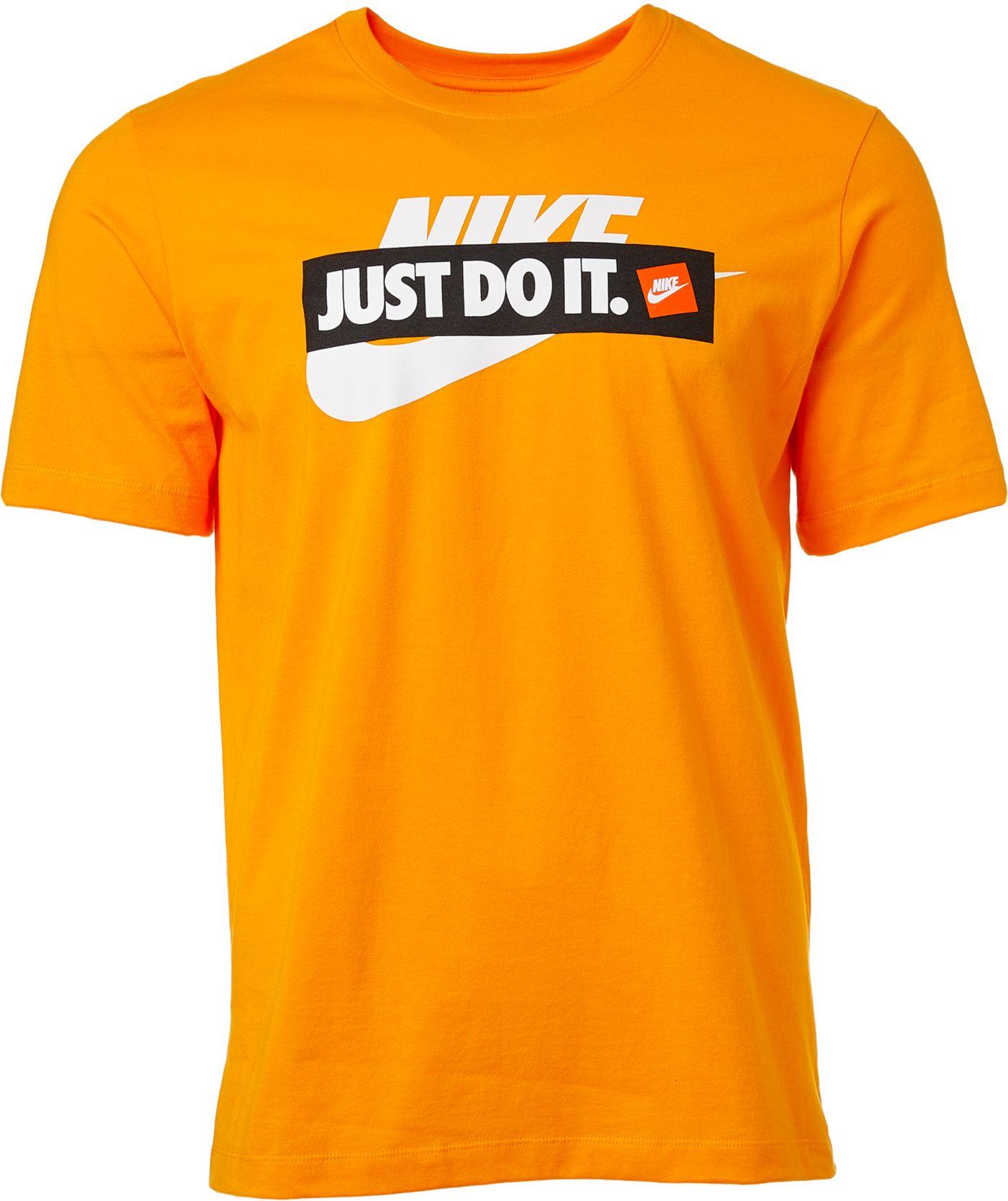 Nike Men's Sportswear Just Do It Graphic Tee