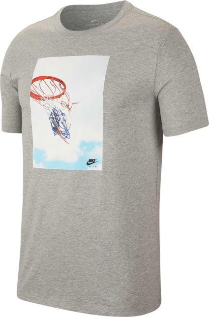 7c1a586098a57e Nike Men s Sportswear Swish Photo Graphic Tee