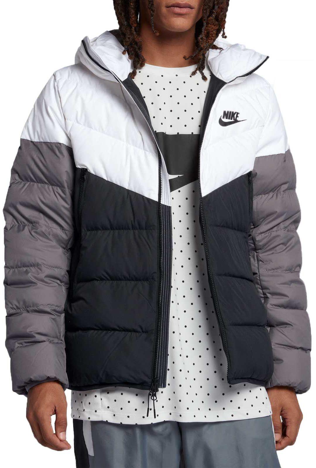 a84252bd501 Nike Men's Sportswear Windrunner Down Jacket | DICK'S Sporting Goods