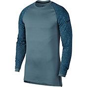 Nike Men's Pro Therma Utility Long Sleeve Shirt