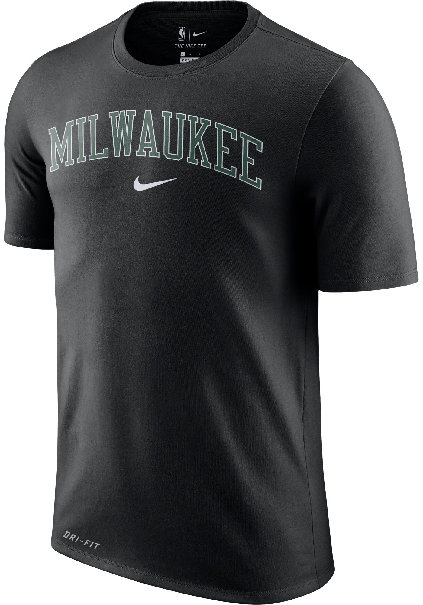Nike Men's Milwaukee Bucks Dri-FIT City T-Shirt