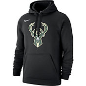 Nike Men's Milwaukee Bucks Pullover Hoodie