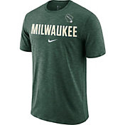 Nike Men's Milwaukee Bucks Dri-FIT Facility T-Shirt