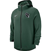 Nike Men's Milwaukee Bucks On-Court Dri-FIT Showtime Full-Zip Hoodie