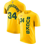 Nike Men's Milwaukee Bucks Giannis Antetokounmpo Dri-FIT City Edition T-Shirt