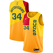 526a83b7e9c Product Image · Nike Men s Milwaukee Bucks Giannis Antetokounmpo Dri-FIT  City Edition Swingman Jersey