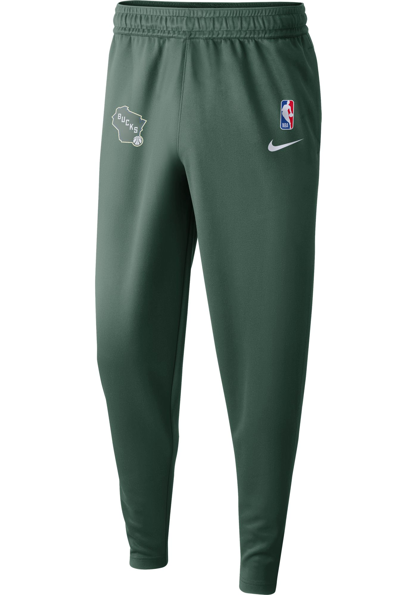 Nike Men's Milwaukee Bucks Dri-FIT Spotlight Pants