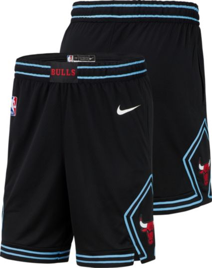 Nike Men s Chicago Bulls Dri-FIT City Edition Swingman Shorts ... 653637feab