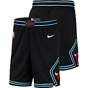 Nike Men's Chicago Bulls Dri-FIT City Edition Swingman Shorts