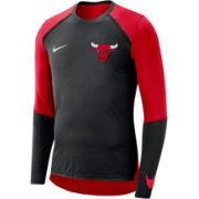 Nike Men's Chicago Bulls Dri-FIT Long Sleeve Shirt