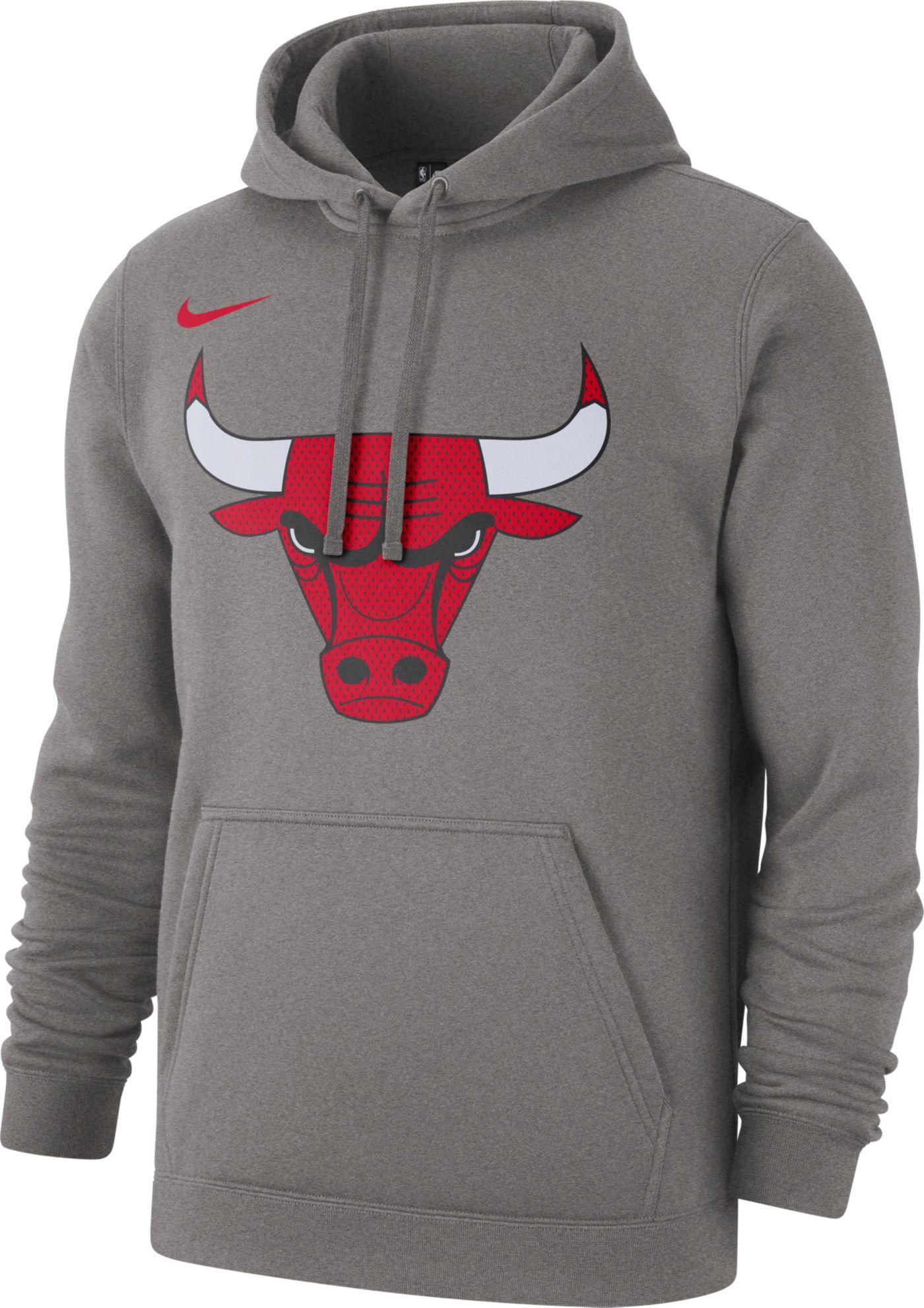 Nike Men's Chicago Bulls Pullover Hoodie