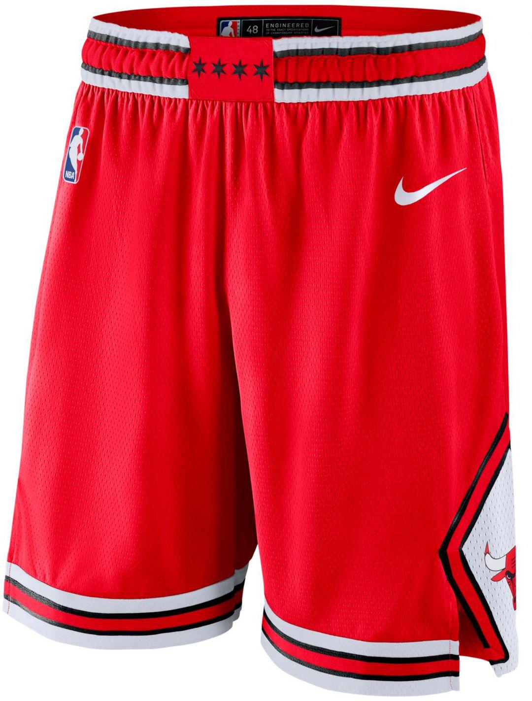 release date: 23e3f b9c76 Nike Men's Chicago Bulls Dri-FIT Swingman Shorts