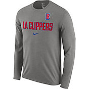 Nike Men's Los Angeles Clippers Dri-FIT Facility Long Sleeve Shirt