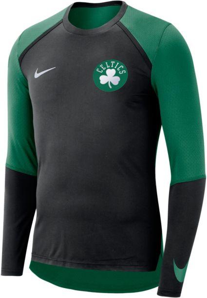 f2d12bd42 Nike Men s Boston Celtics Dri-FIT Long Sleeve Shirt. noImageFound