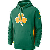 Nike Men's Boston Celtics Earned Edition Pullover Hoodie