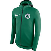 Nike Men's Boston Celtics On-Court Therma Flex Showtime Full-Zip Hoodie