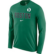 Nike Men's Boston Celtics Dri-FIT Facility Long Sleeve Shirt