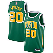 Nike Men's Boston Celtics Gordon Hayward Dri-FIT Earned Edition Swingman Jersey