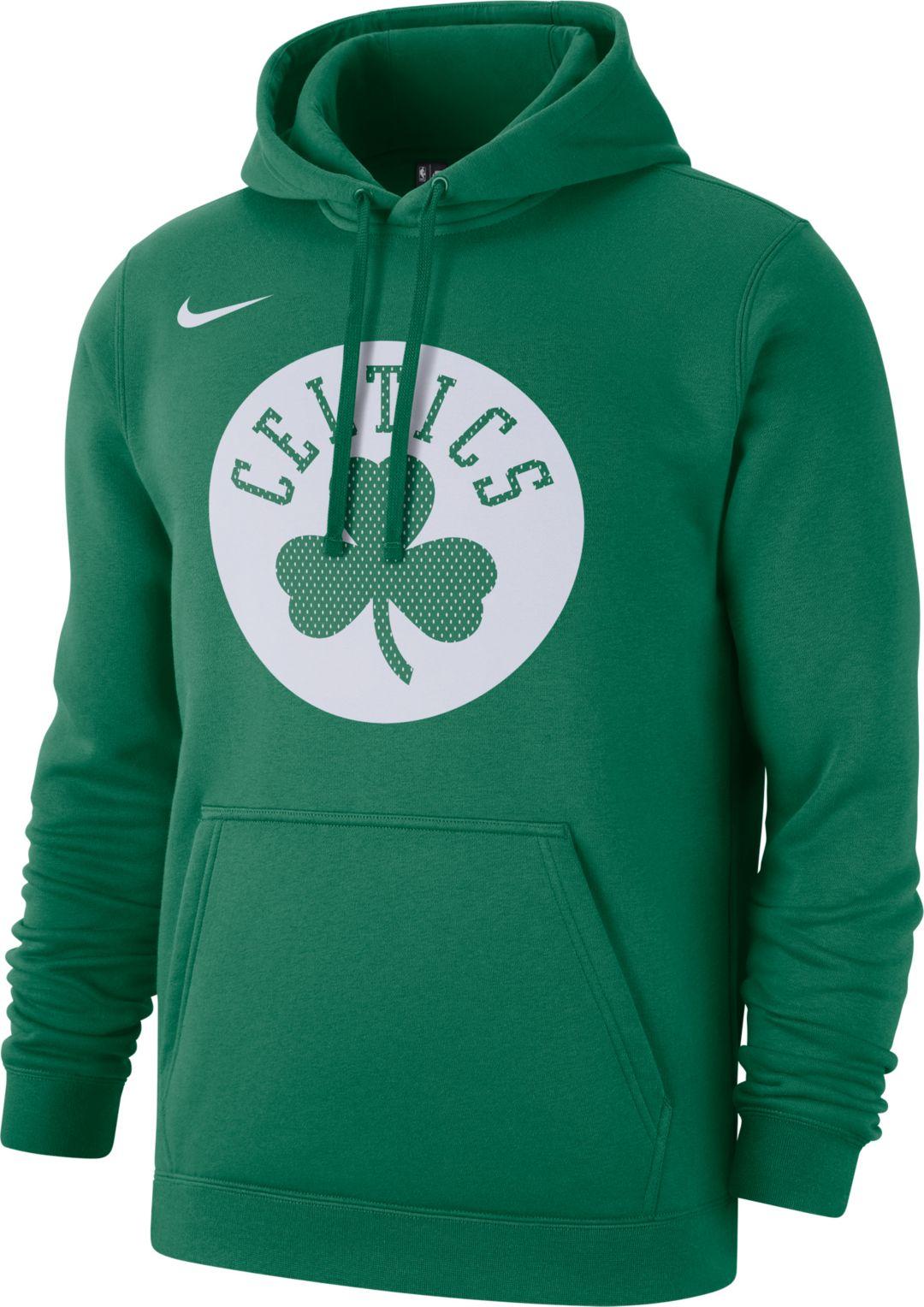promo code 18306 6486a Nike Men's Boston Celtics Pullover Hoodie