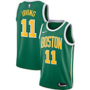 Nike Men's Boston Celtics Kyrie Irving Dri-FIT Earned Edition Swingman Jersey