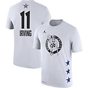 Jordan Men's 2019 NBA All-Star Game Kyrie Irving Dri-FIT White T-Shirt