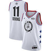 Jordan Men's 2019 NBA All-Star Game Kyrie Irving White Dri-FIT Swingman Jersey