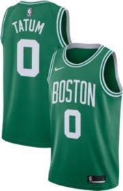 buy online 5d661 c62be Nike Men's Boston Celtics Jayson Tatum #0 Kelly Green Dri-FIT Swingman  Jersey