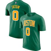 Nike Men's Boston Celtics Jayson Tatum Dri-FIT Earned Edition T-Shirt