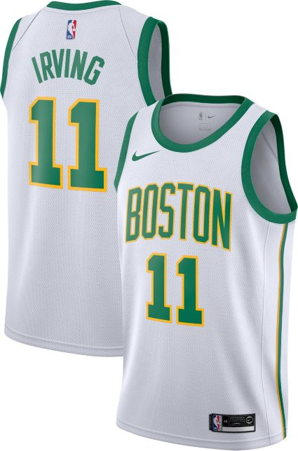 15de6712c497 Nike Men s Boston Celtics Kyrie Irving Dri-FIT City Edition Swingman Jersey.  noImageFound