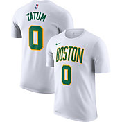Nike Men's Boston Celtics Jayson Tatum Dri-FIT City Edition T-Shirt