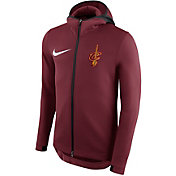 Nike Men's Cleveland Cavaliers On-Court Therma Flex Showtime Full-Zip Hoodie